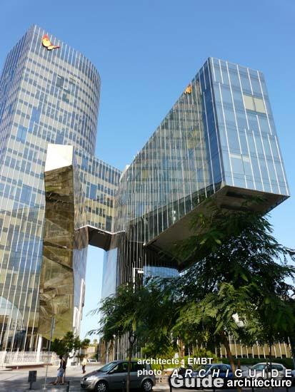Architecture  U00e0  In Barcelone  Barcelona  Archiguide  Chronology
