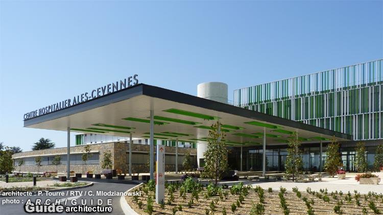 Photos de centre hospitalier d 39 ales ales 30100 for Horaire piscine ales