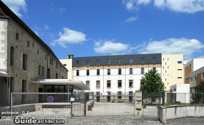Photos de lycee philippe lebon joinville 52300 for Architecte thionville