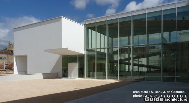 Architecture in dijon archiguide for Dijon architecture