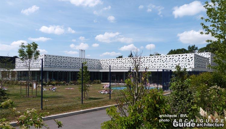 Bvl architecture arnaud bouet jean pierre vidal patrick for Clamart piscine