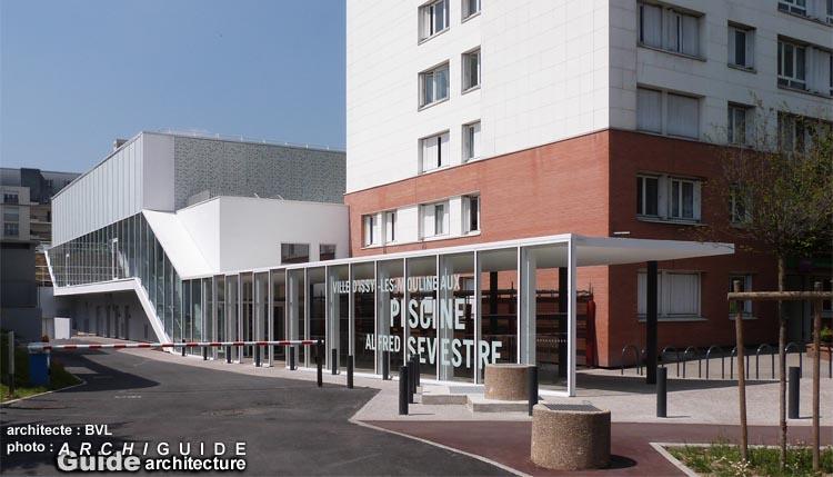 Bvl architecture arnaud bouet jean pierre vidal patrick for Piscine sevestre