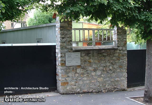 architecture studio archiguide. Black Bedroom Furniture Sets. Home Design Ideas