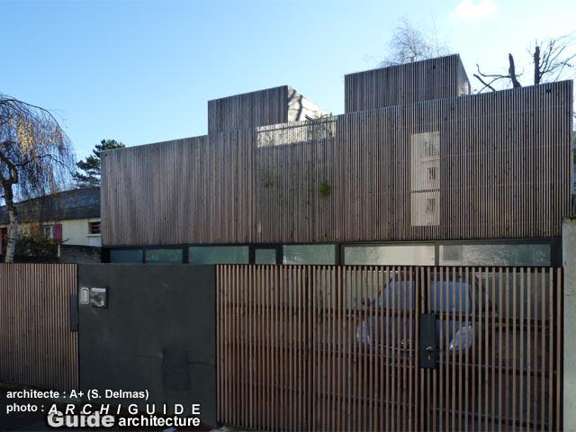 A samuel delmas archiguide for Delmas architecte
