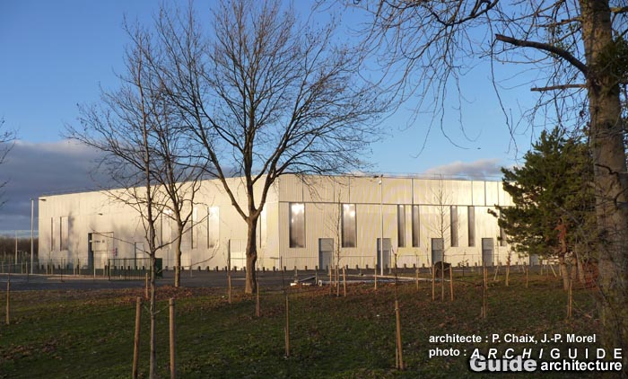 Philippe chaix jean paul morel archiguide - Piscine pierre harvey asnieres sur seine ...