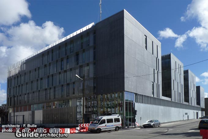 architecture à/in LE HAVRE (