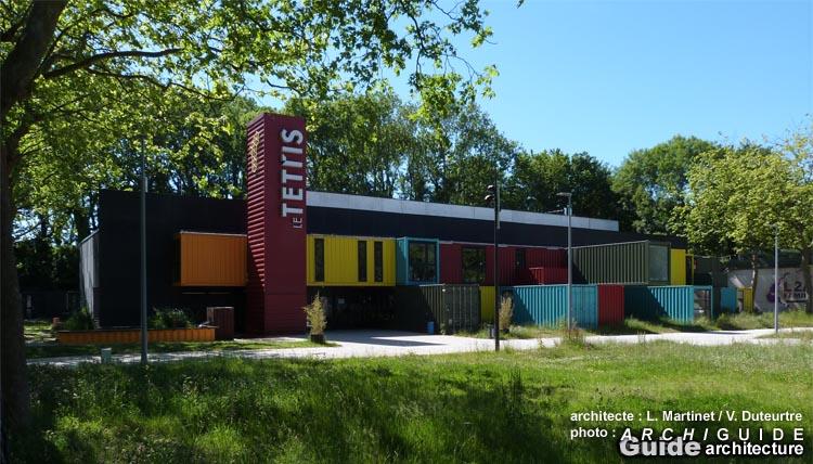 Housing le havre phd architectes archdaily rachael edwards for 3d architecture le havre
