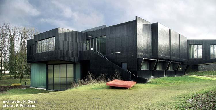 Nasrine seraji archiguide for Ecole d architecture