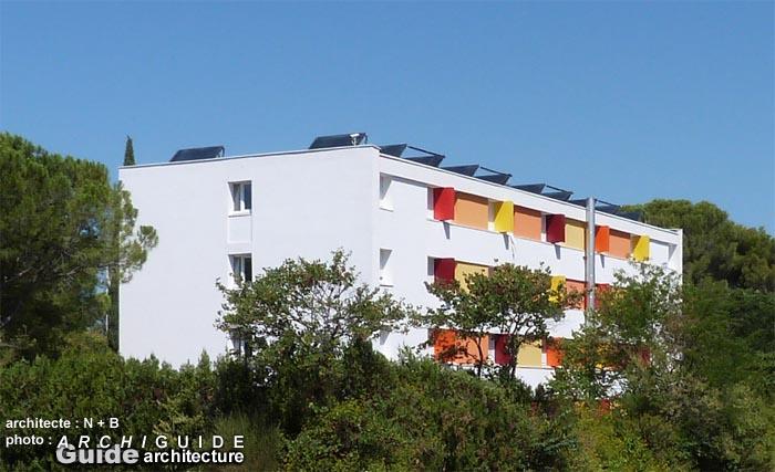 Vert Bois residence hall 2007 192 rue de la Chnaie, Montpellier ~ Vert Bois Montpellier