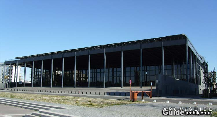 photos du palais de justice de nantes  archiguide