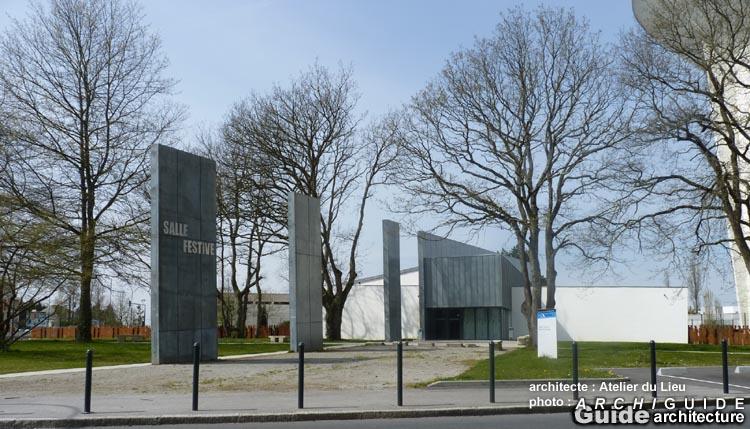 Foyer Grand Lieu Epaignes : Architecture in nantes archiguide