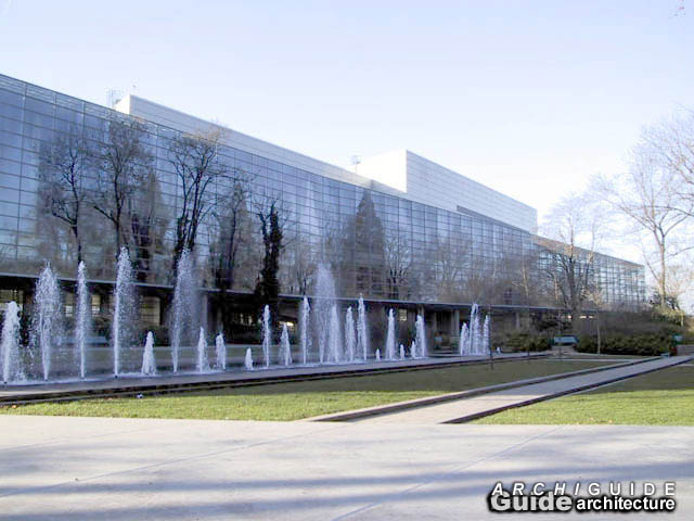 photos palais des congrs reims archiguide