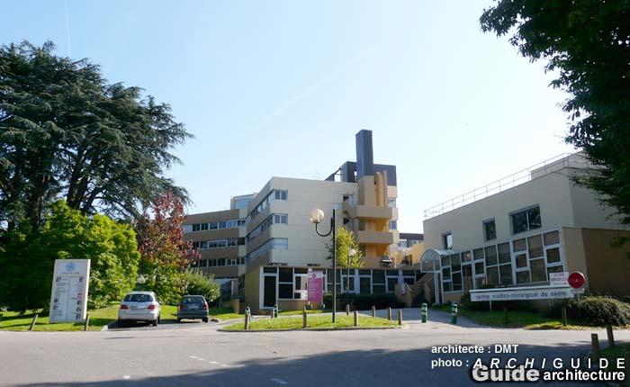 rouen (hôpital de boisguillaume) à Bois guillaume 76230 ~ Hopital De Bois Guillaume