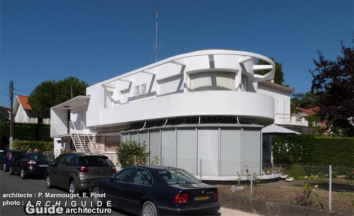 Architecture in royan archiguide for Maison du monde royan