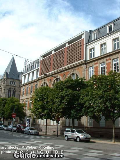 ... Ecole Nationale du Génie de l'Eau et de l'Environnement de Strasbourg