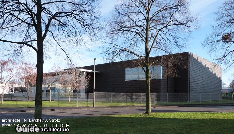 Architecture  U00e0  In Strasbourg  Archiguide