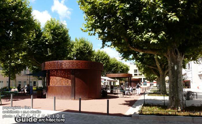 Architecture in villefranche sur saone archiguide - Office tourisme villefranche sur saone ...