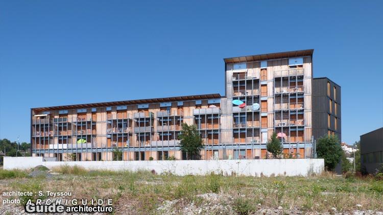 architecture dans les villes moyennes en France (ARCHIGUIDE)