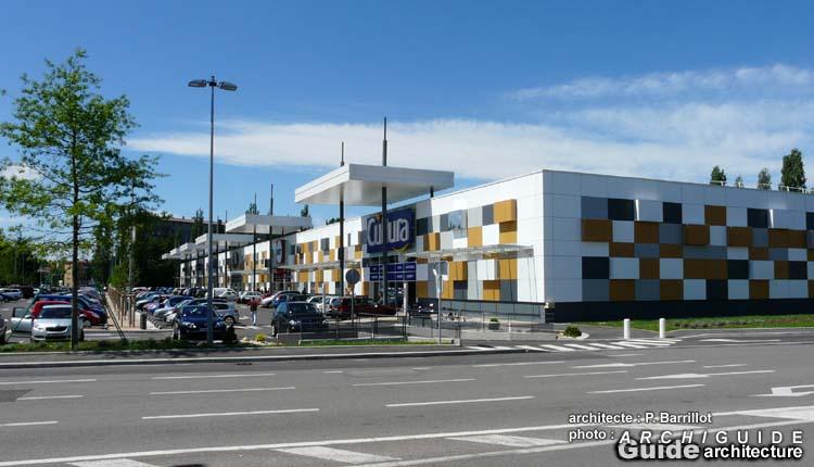 Architecture in bourg en bresse archiguide - Carrefour drive bourg en bresse ...
