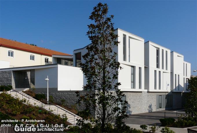 architecte biarritz mathieu choiselat mc design biarritz d et photographe architecte biarritz. Black Bedroom Furniture Sets. Home Design Ideas