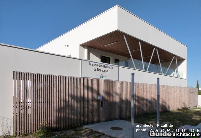 Frdric laffitte archiguide for Architecte maisons laffitte