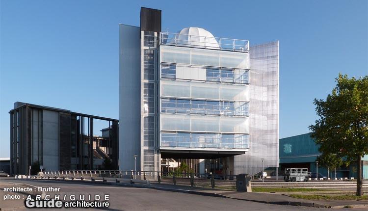 architecture à/in CAEN (ARCHIGUIDE)