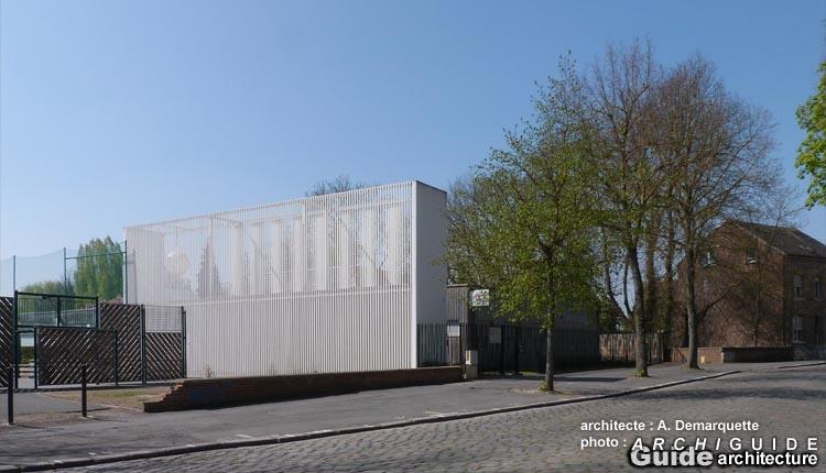 Architecte Cambrai architecture dans les villes moyennes en france (archiguide)