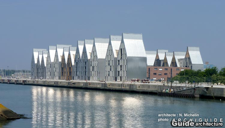 Architecture in dunkerque archiguide - Restaurant grand large dunkerque ...