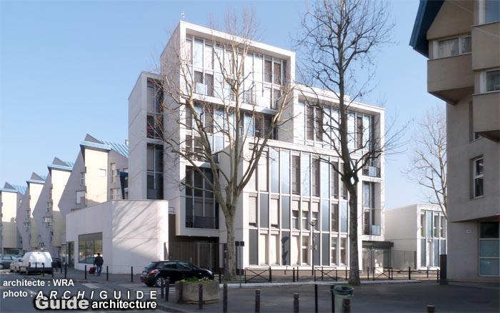 Architecture Nord Est Region Parisienne Ile De France Archiguide
