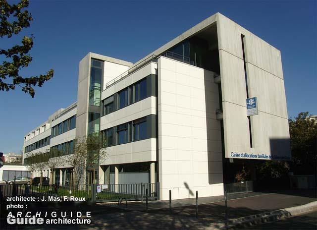 Architecture nord est r gion parisienne ile de france for Architecte region parisienne