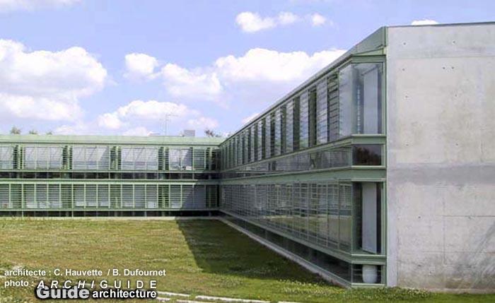architecte le mans futur sige du crdit agricole au mans perspective aia architectes maison. Black Bedroom Furniture Sets. Home Design Ideas
