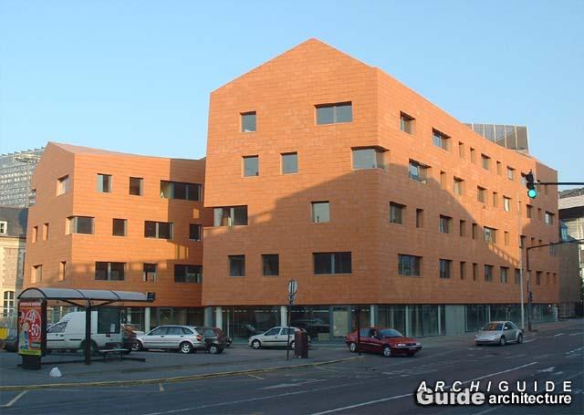 Architecture à in lille archiguide