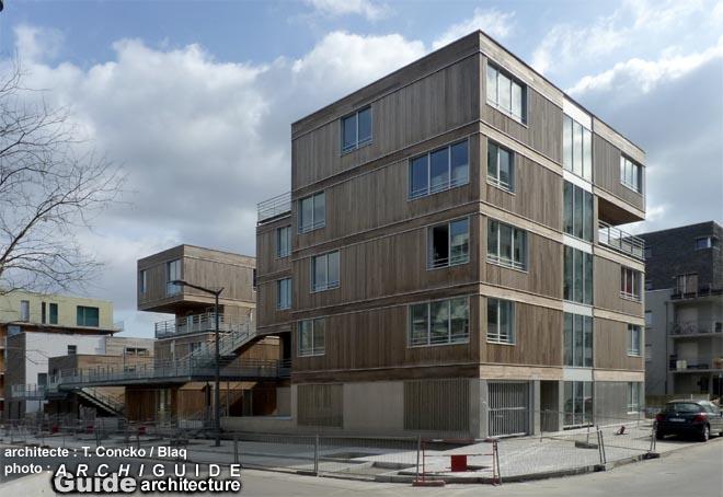 architecture in lille archiguide