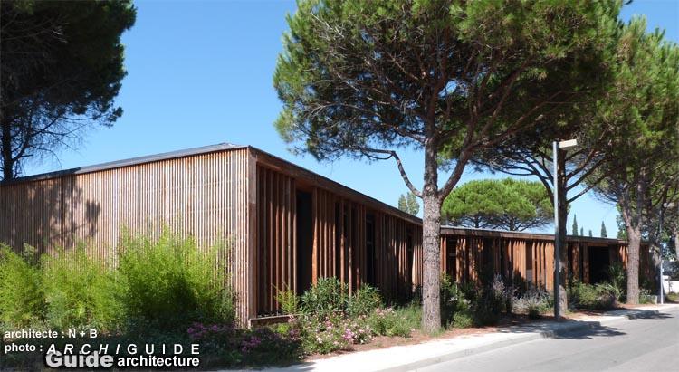 Architecture in lunel archiguide for Architecte lunel