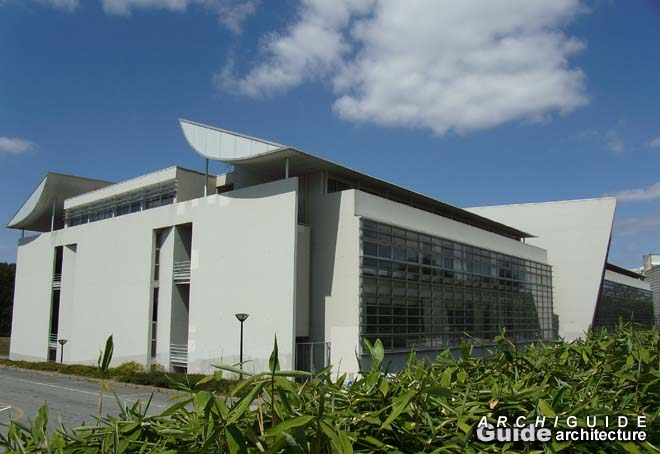 Architecture in nantes archiguide for 11 rue de la maison blanche 44941 nantes