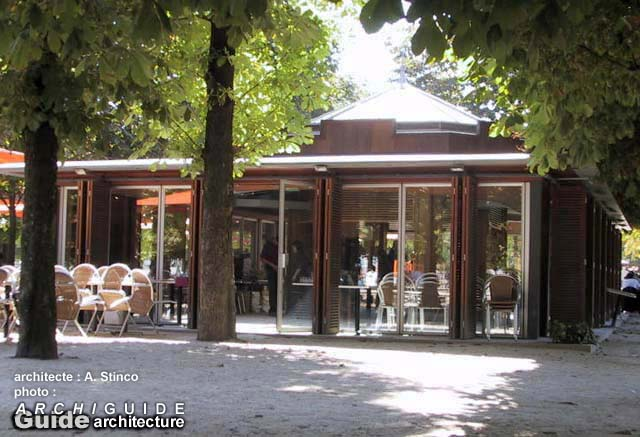 Awesome Kiosque Jardin Des Tuileries Photos - House Design ...