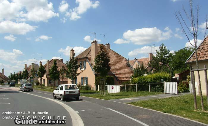 Architecture in reims archiguide - Maison jardin senior living community reims ...