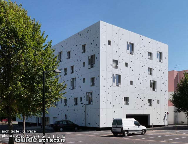 Giovanni pace archiguide - Maison jardin senior living community reims ...