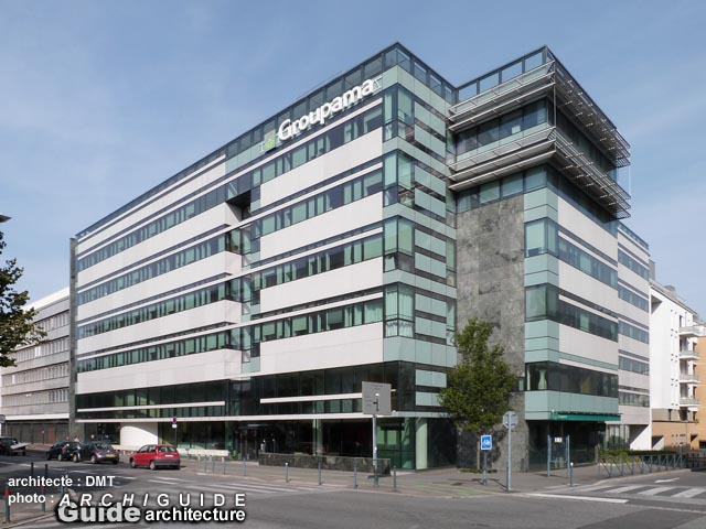 Dmt Architectes G Durand P P M 233 Nard G M 233 N 233 Trier