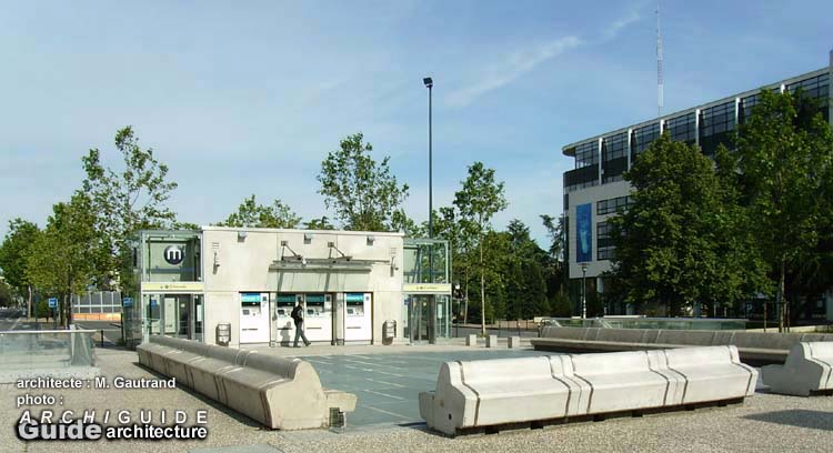 Architecture in rennes archiguide - Piscine villejean rennes ...