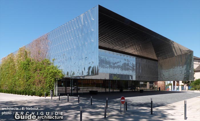 Architecture A In Rodez Archiguide