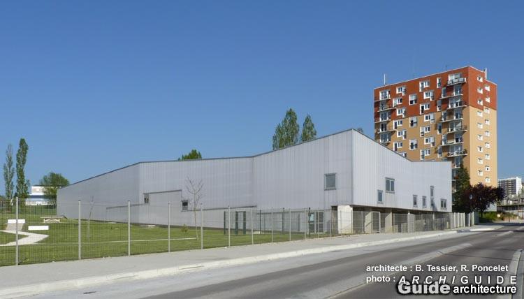 Architecture in saint dizier archiguide for T2gym saint dizier