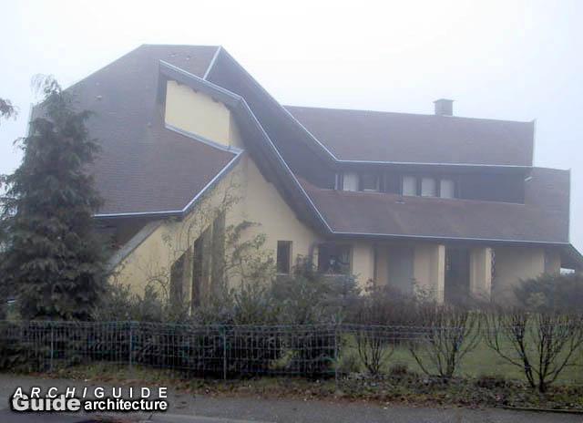 Architecture in saverne archiguide - Architecte saverne ...