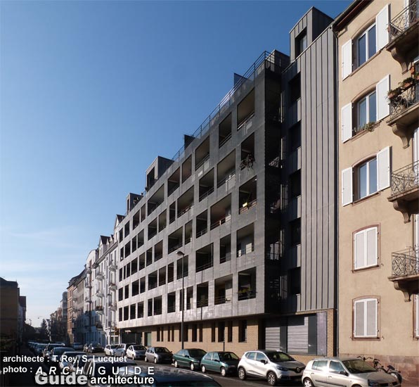Thierry rey olivier de crcy archiguide for 18 rue auguste lamey strasbourg