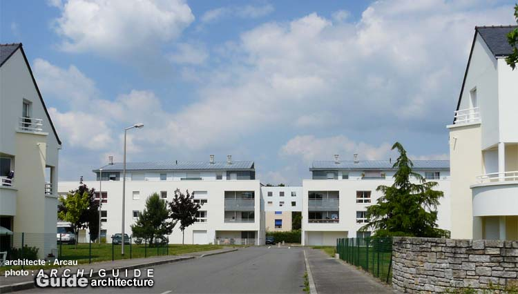 Res vannes for Appart hotel bretagne sud