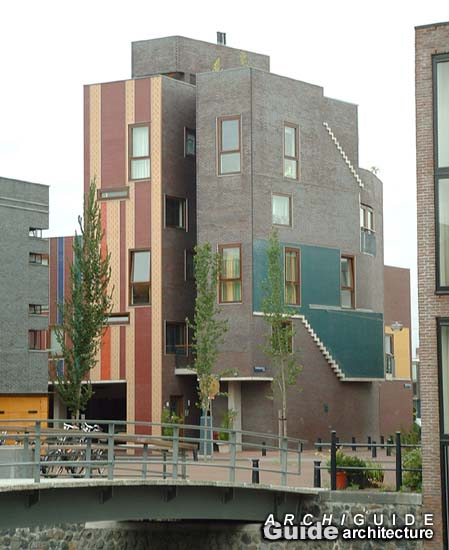 architecture /in AMSTERDAM (ARCHIGUIDE) Chronology