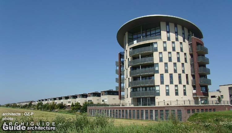Architecture in haarlemmermeer archiguide area - Residence de haut standing amsterdam marcel wanders ...